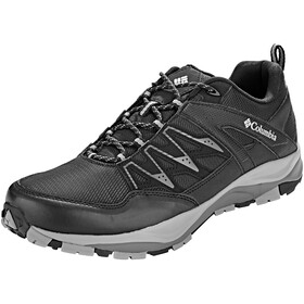 Columbia Wayfinder Outdry Shoes Herren black/lux